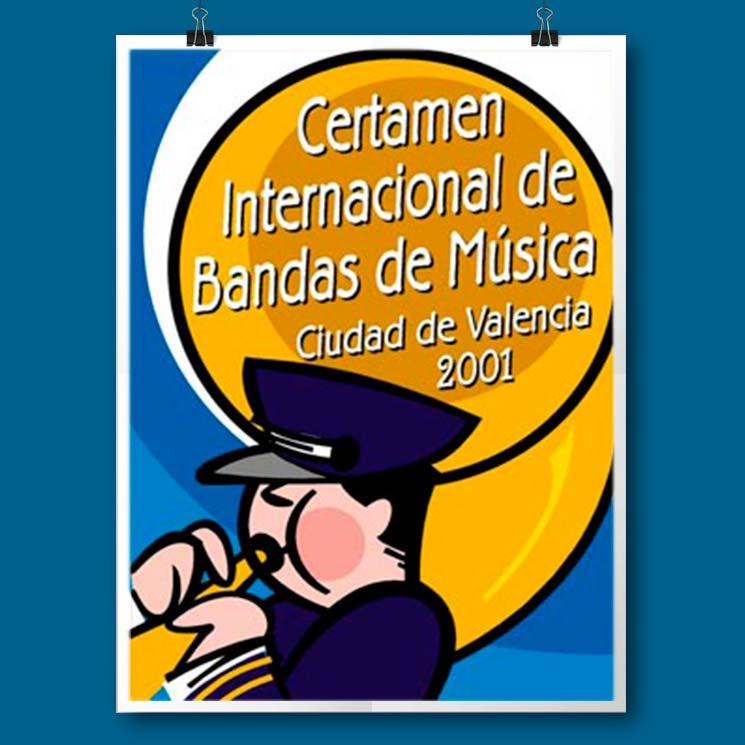 Certamen internacional de música 2001