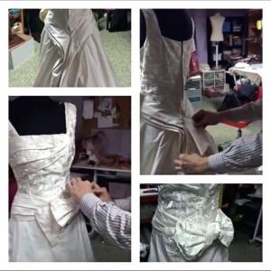 confeccion artesanal vestidos a medida vera atelier badenes vera