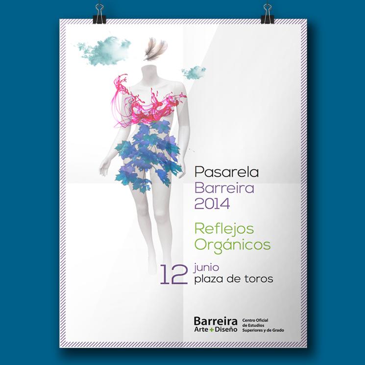 Pasarela Barreira 2014 (propuesta)
