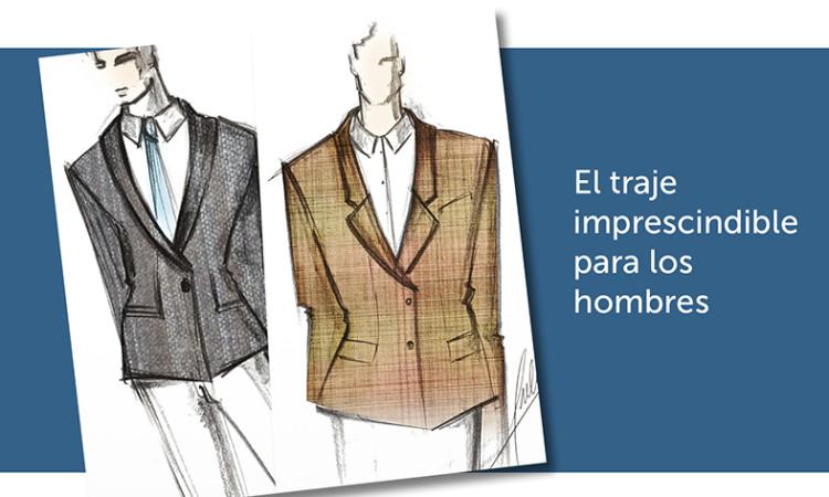 el traje impresincidible para los hombres